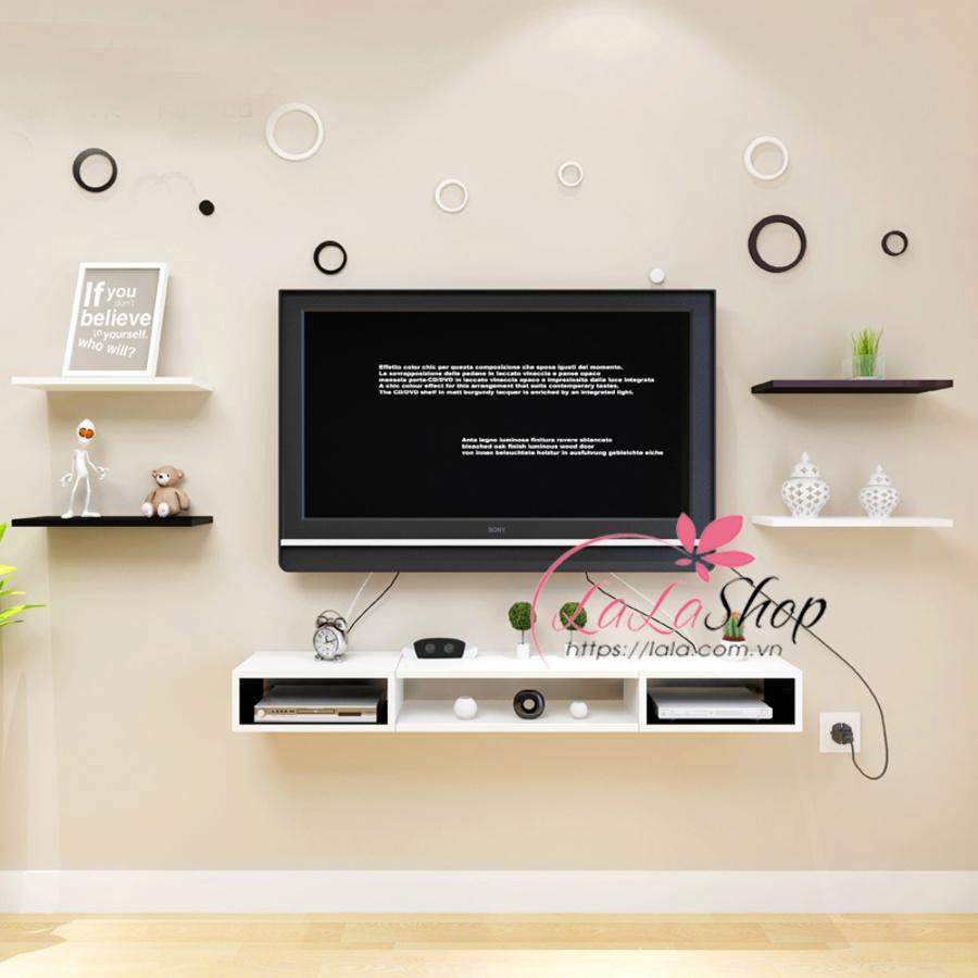 Kệ tivi treo tường TVD24