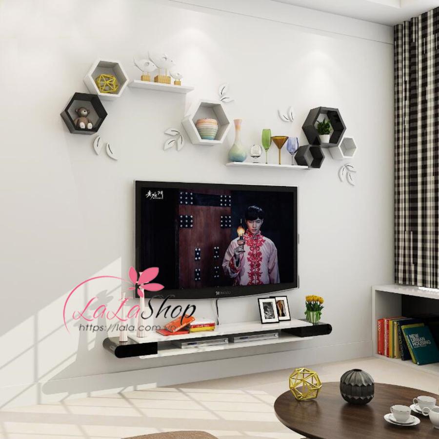 Kệ tivi treo tường TVB12