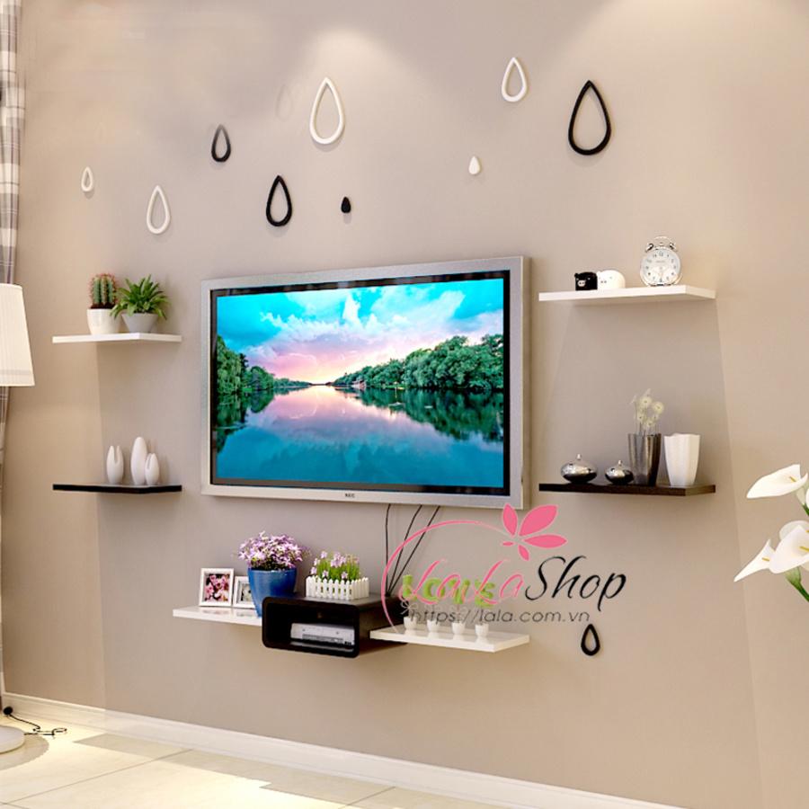 Kệ tivi treo tường TVD08