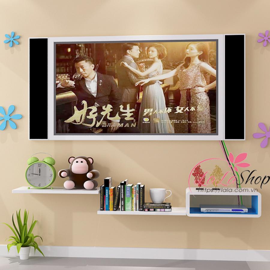 Kệ tivi treo tường TVD19
