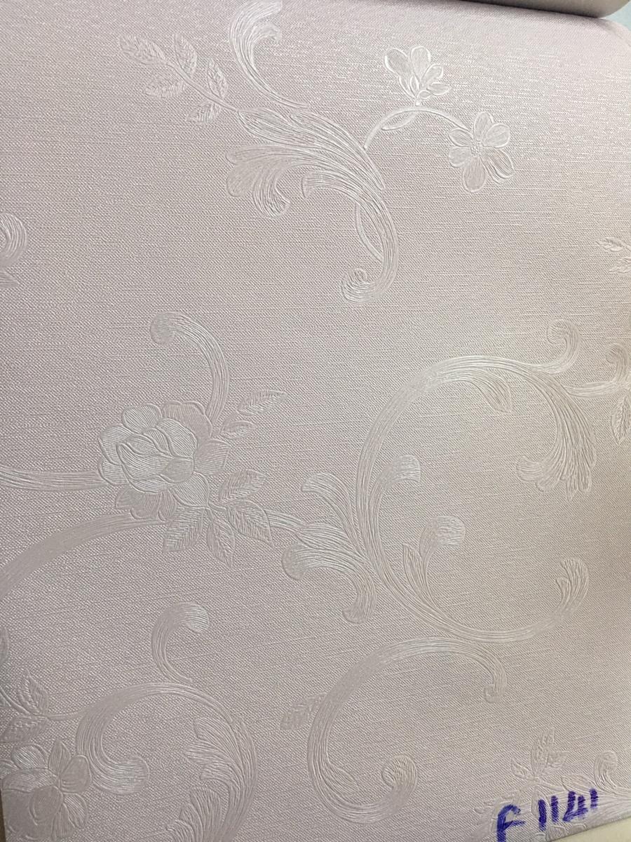 Giấy decal cuộn dây leo hoa hồng trắng 2 khổ 1m2