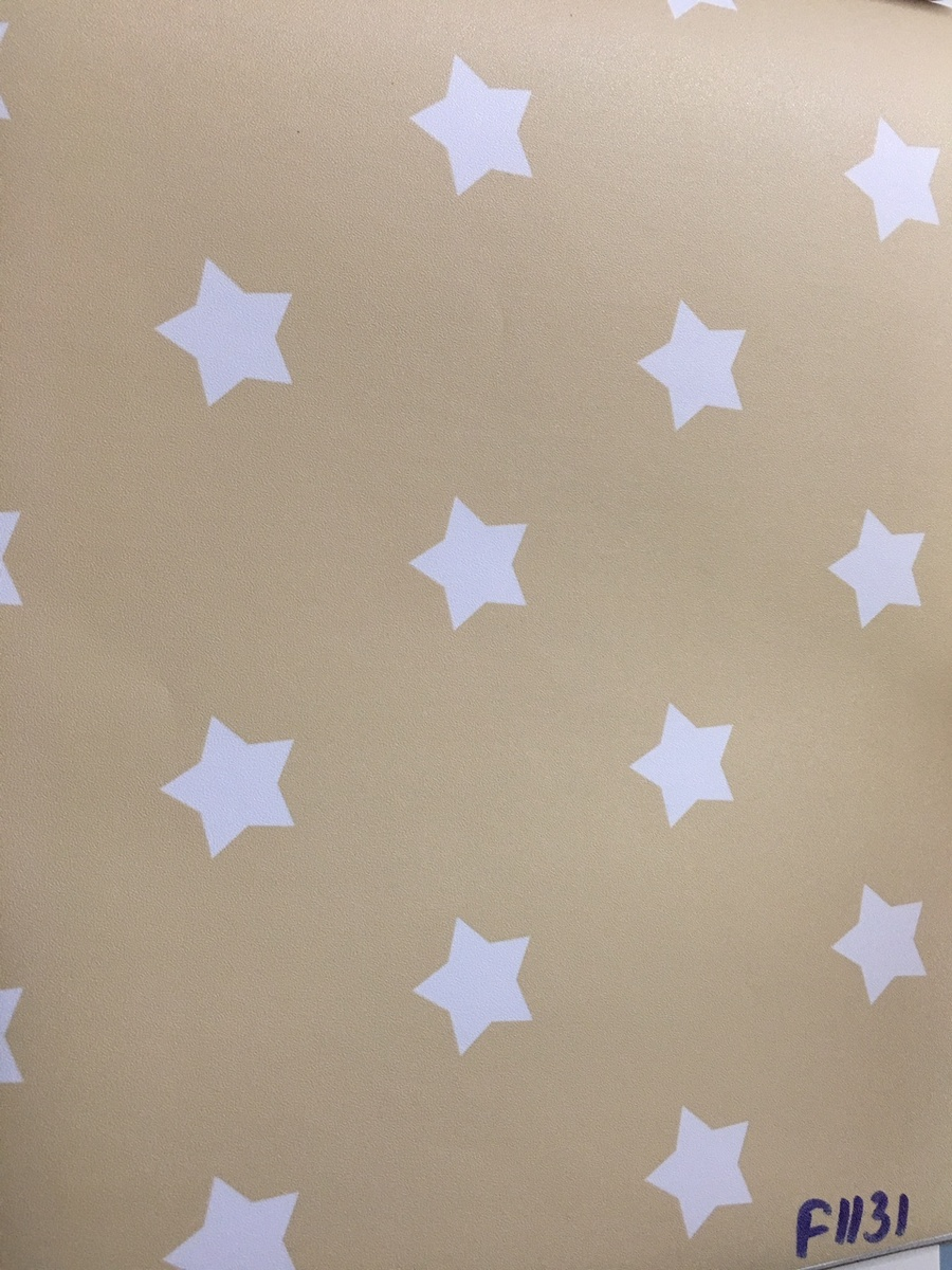 Giấy decal cuộn ngôi sao 2 khổ 1m2