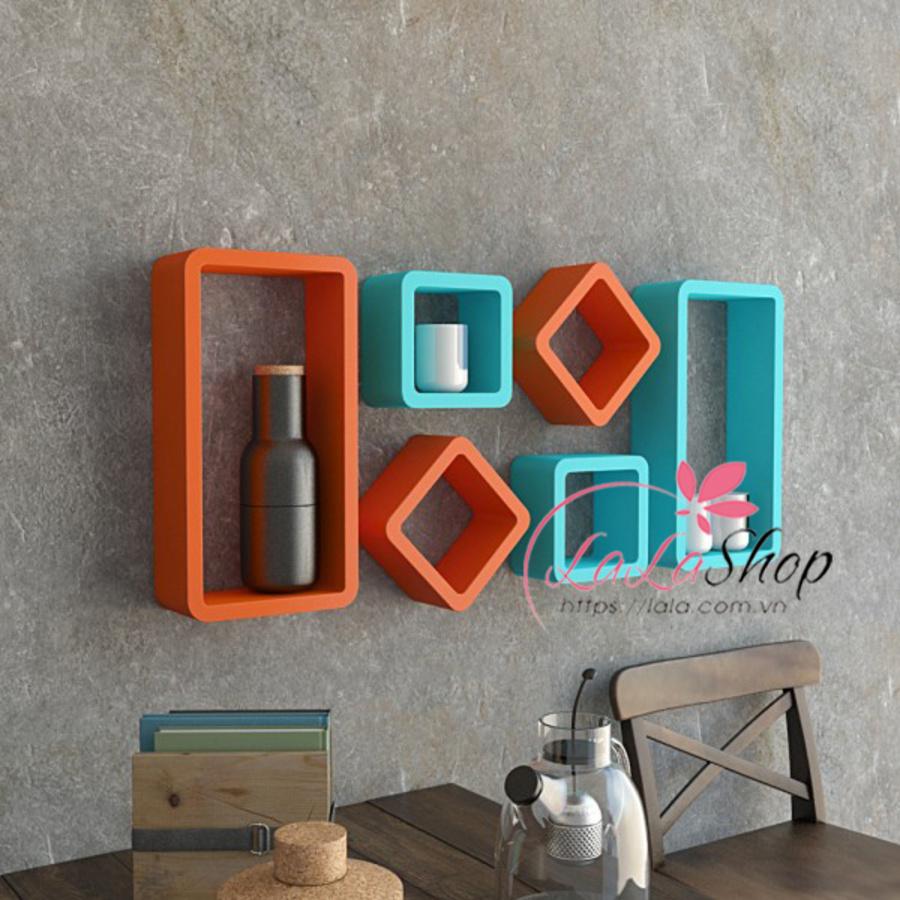 Kệ trang trí phòng ăn TTPA22