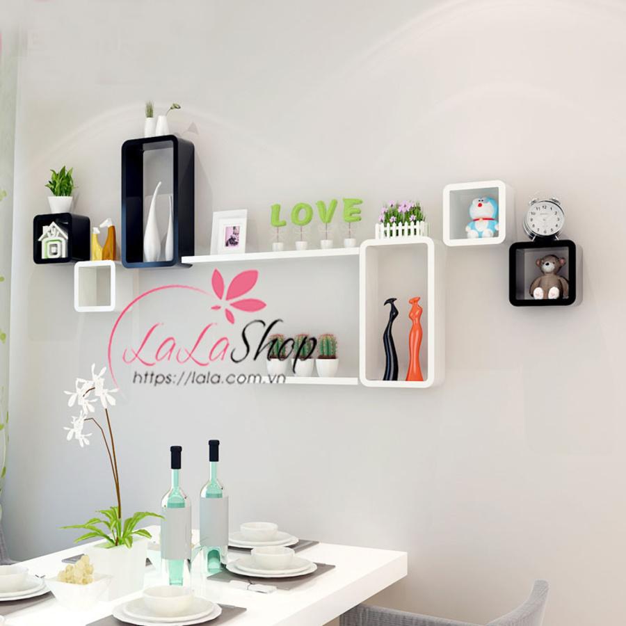 Kệ trang trí phòng ăn TTPA45