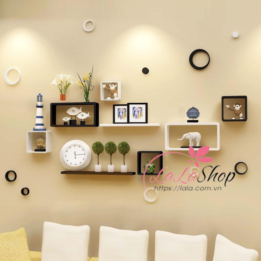 Kệ trang trí phòng ăn TTPA06
