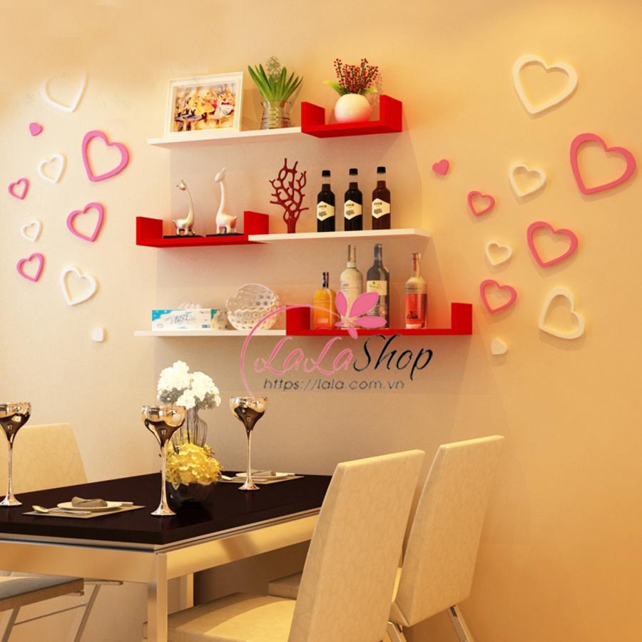 Kệ trang trí phòng ăn TTPA15