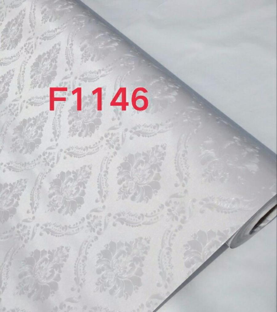 Giấy decal cuộn họa tiết cổ điển khổ 1m2 mã (1146)
