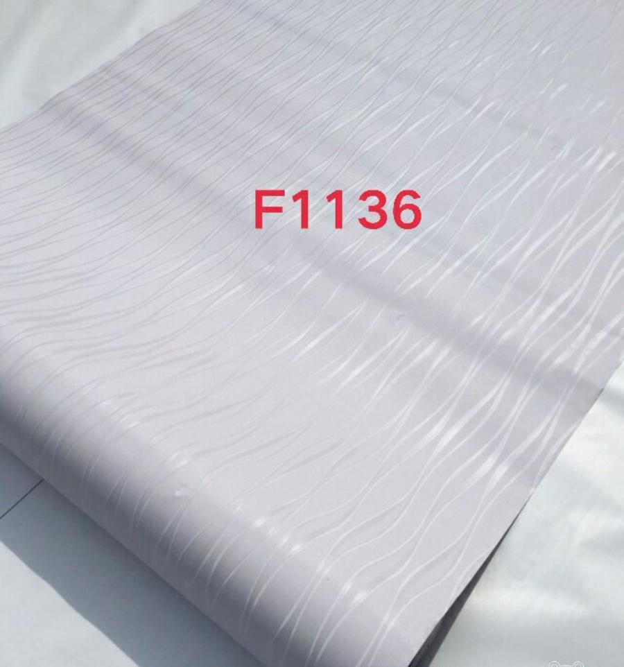 Giấy decal cuộn họa tiết dây xám khổ 1m2