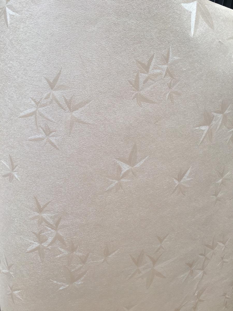 Giấy decal cuộn họa tiết ngôi sao 6 cánh khổ 1m2