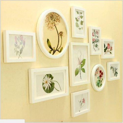 Bộ khung ảnh hoa nghệ thuật