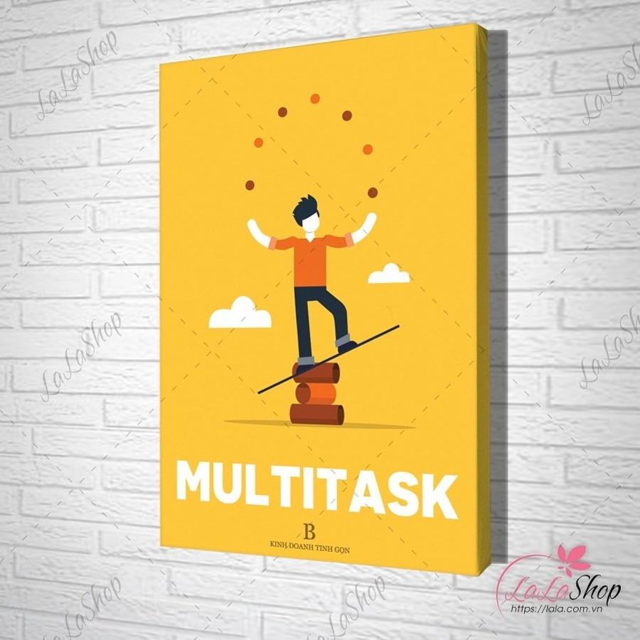 Tranh treo tường multitask