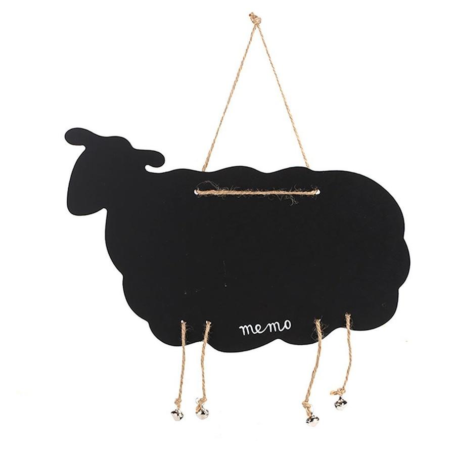 Bảng đen note hình con cừu memo