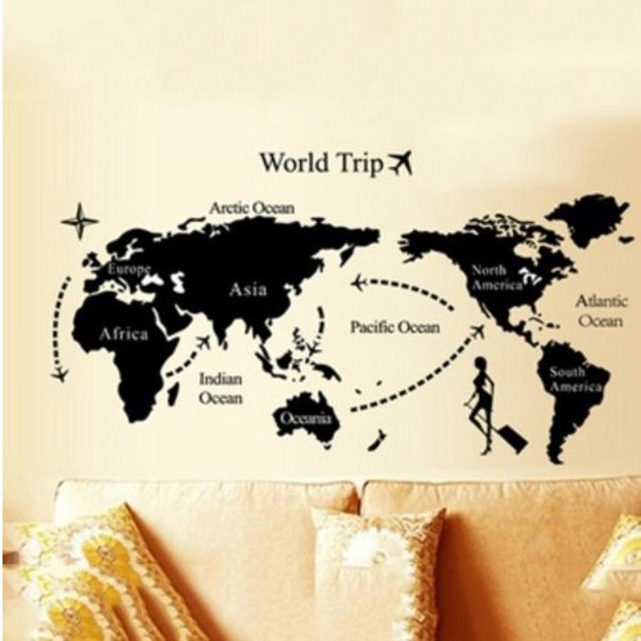 Bản đồ du lịch thế giới