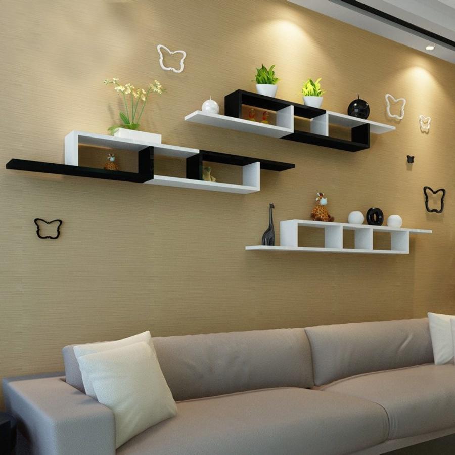 Kệ trang trí phòng khách KE_TTPK07