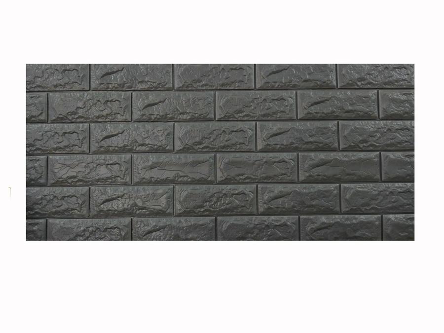 Xốp đá Hàn Quốc cao cấp màu xám đậm