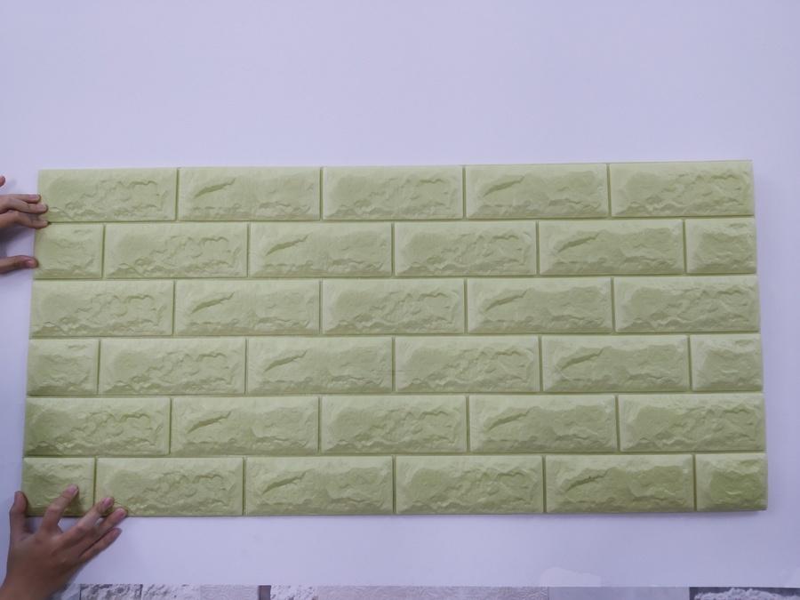 Xốp đá Hàn Quốc cao cấp màu xanh Pastel