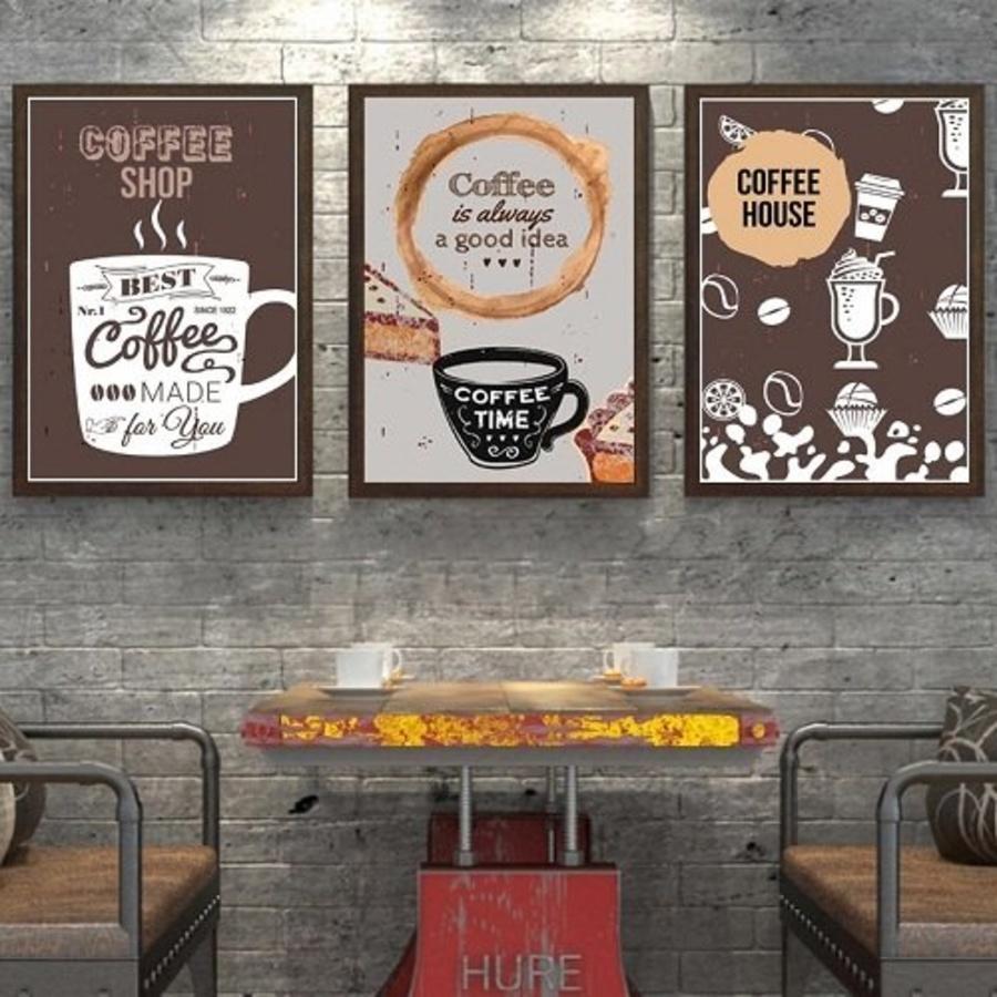 Tranh treo tường coffee 5 (HG)