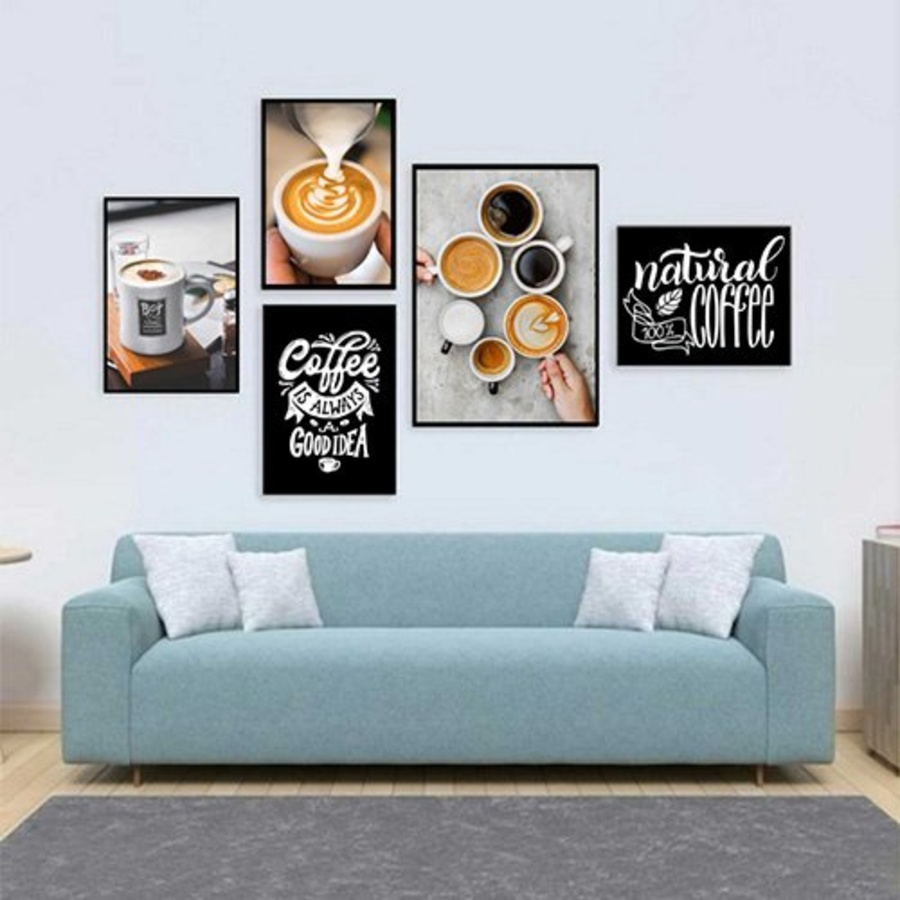 Tranh treo tường Coffee 6