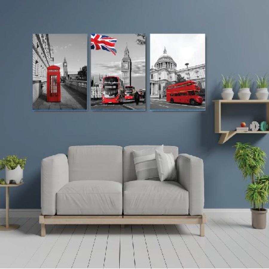 Tranh treo tường phong cảnh London (LA)