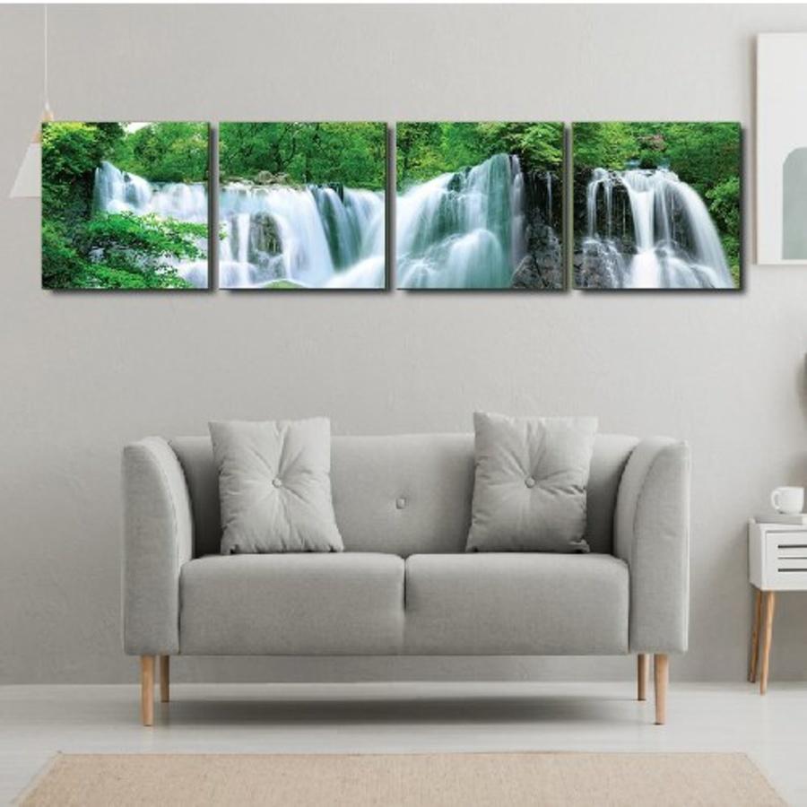 Tranh treo tường phong cảnh thác nước 6