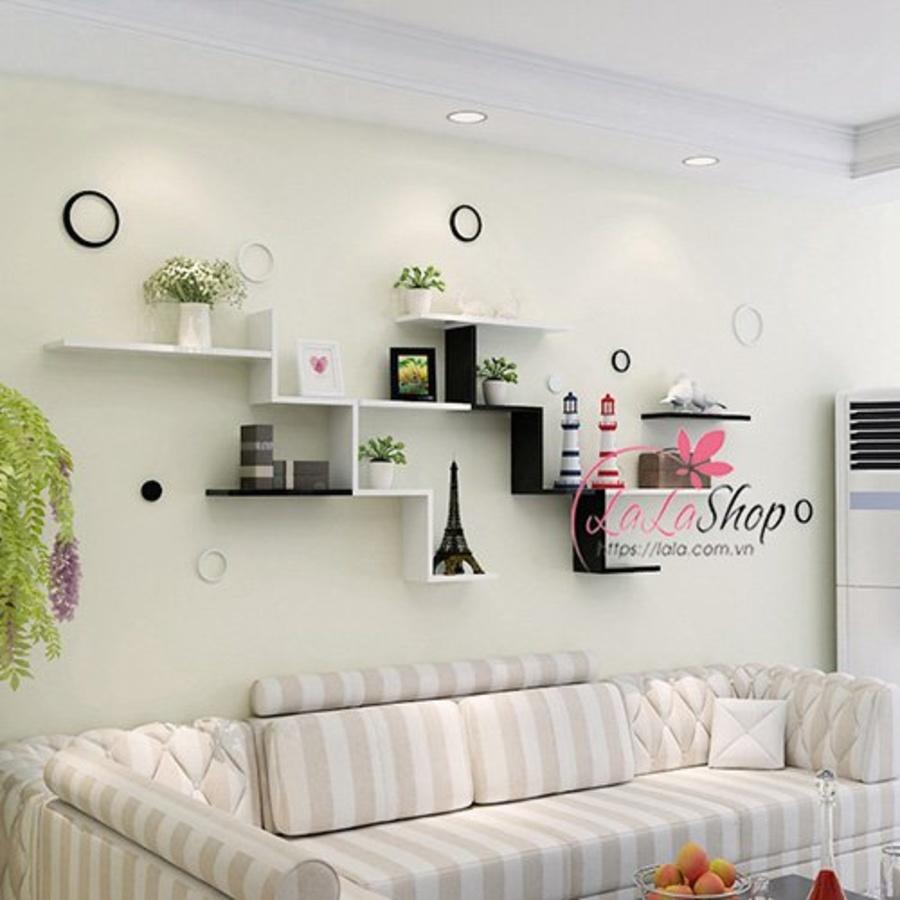 Kệ trang trí phòng khách TTPK52