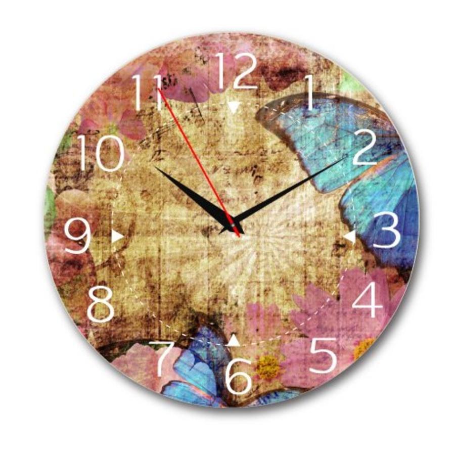 Đồng hồ vintage hình bướm 2
