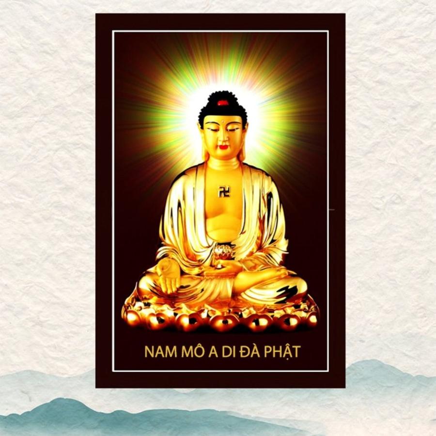Tranh treo tường Đức Phật Thích Ca (HG)