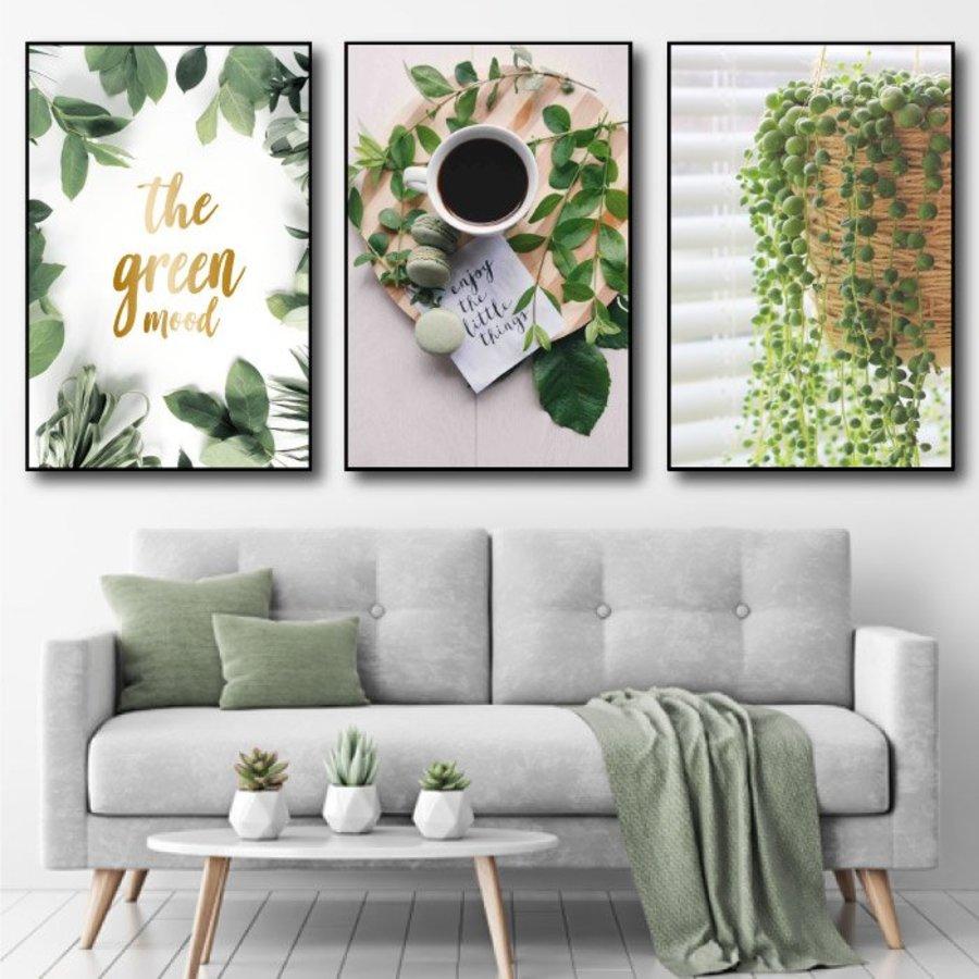Tranh treo tường cuộc sống xanh 3