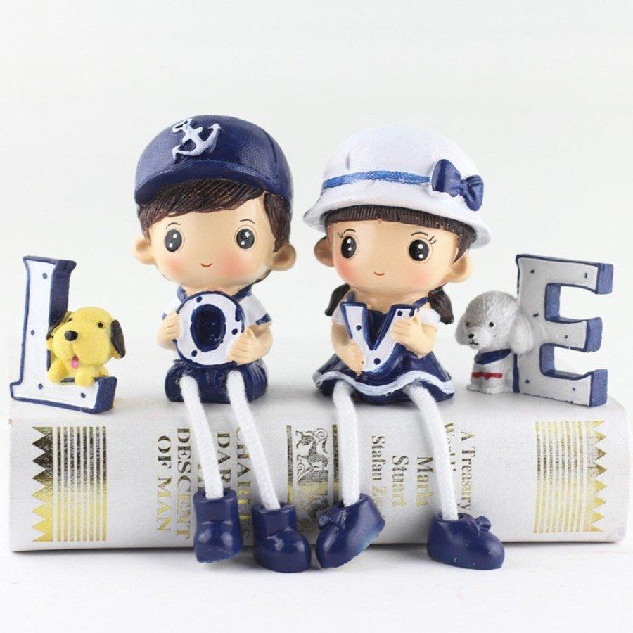 Búp bê cặp đôi tình yêu