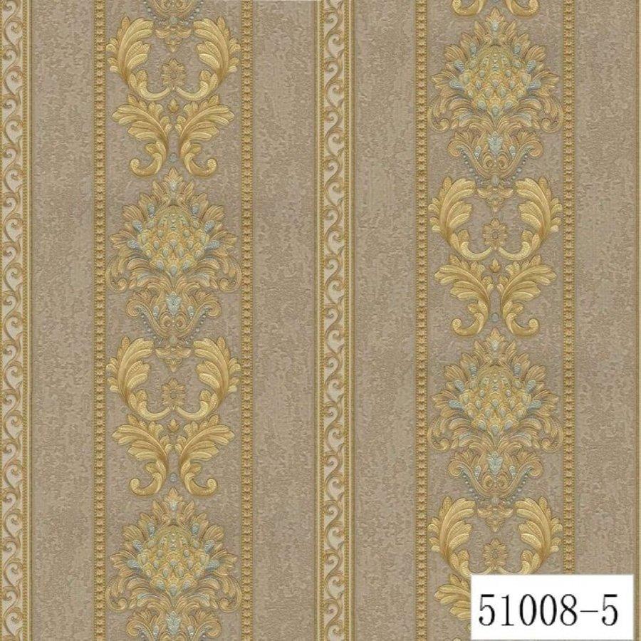 Giấy dán tường texture hoa văn GHQ51008