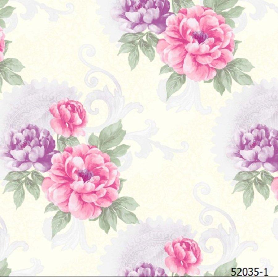 Giấy dán tường hoa GHQ52035