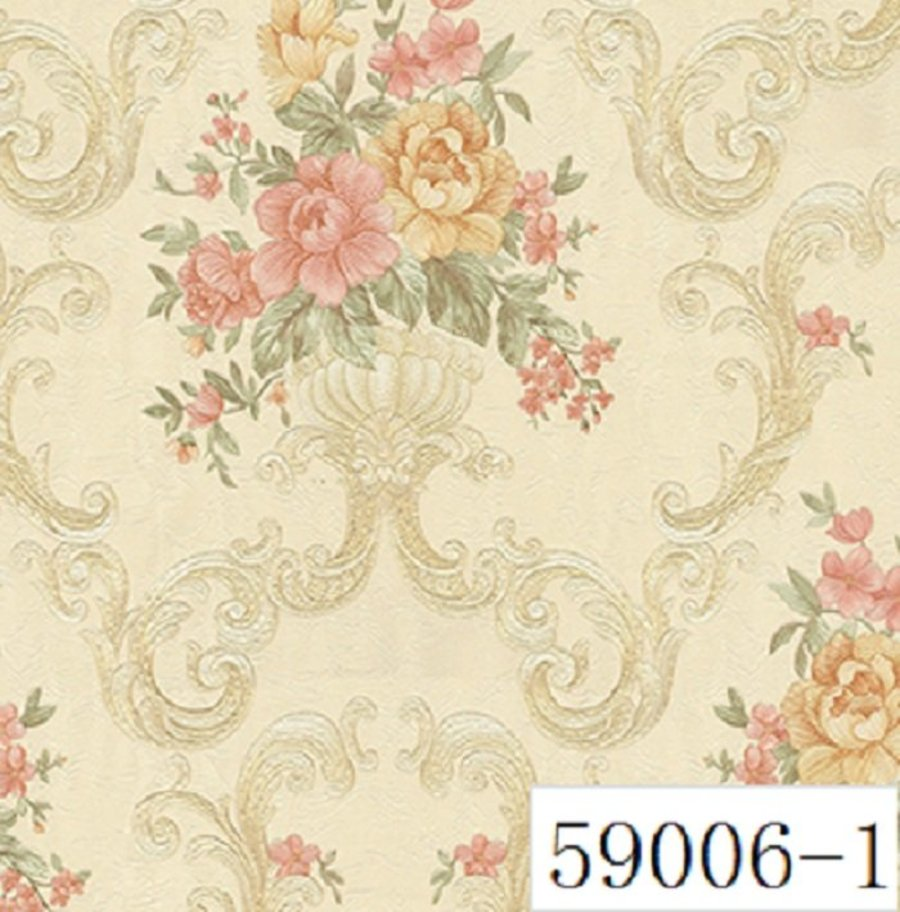 Giấy dán tường hoa GHQ59006