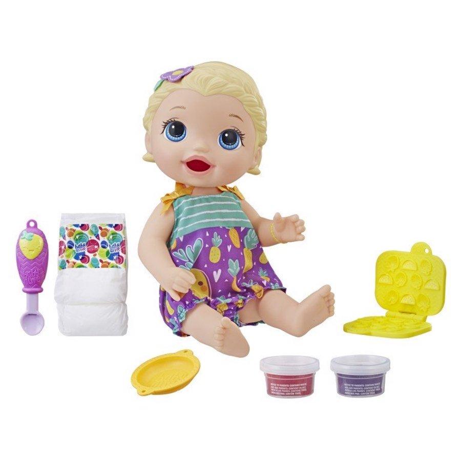 Đồ chơi bé Lily tập ăn và đi bô Baby Alive (TN)