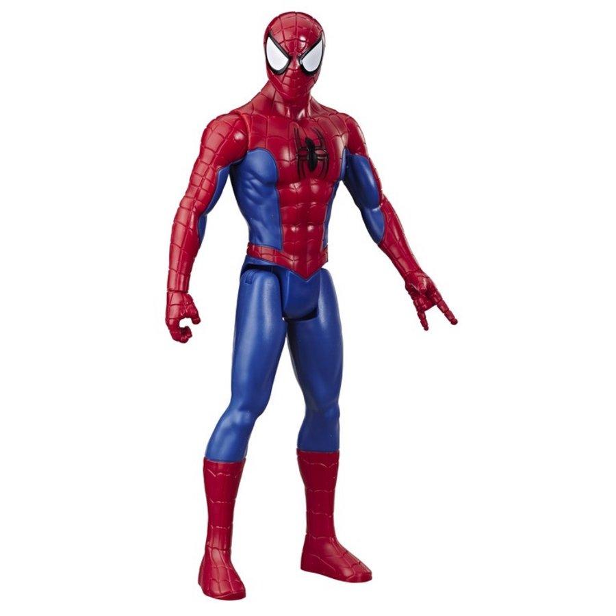 Đồ Chơi Chiến Binh Titan Armor 30 cm Spiderman (TN)