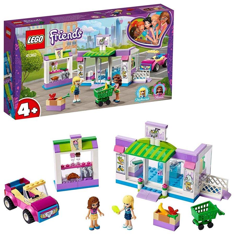 Siêu Thị Thành Phố Heartlake LEGO 41362- Hàng chính hãng MYKINGDOM