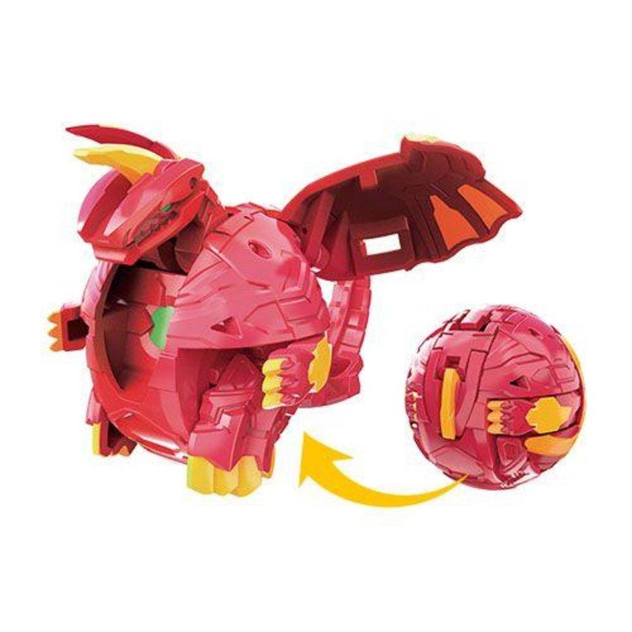 Đồ Chơi Chiến Binh Rồng Lửa Dragonoid Red BAKUGAN 123965- Hàng chính hãng MYKINGDOM