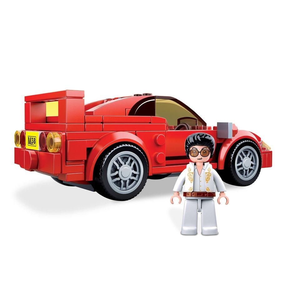 Đồ Chơi Lắp Ráp Xe Hơi Hiệu Ferrari 40 TINITOY BRICK (163 pcs) (TN)