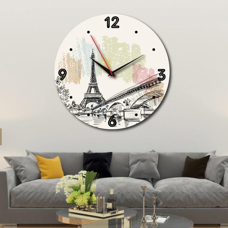 Đồng hồ vintage cây cầu