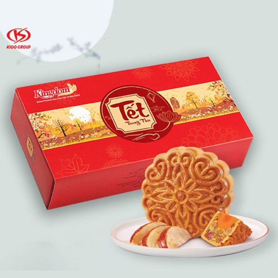 Combo Bánh Trung Thu Truyền Thống Hộp 2 Bánh