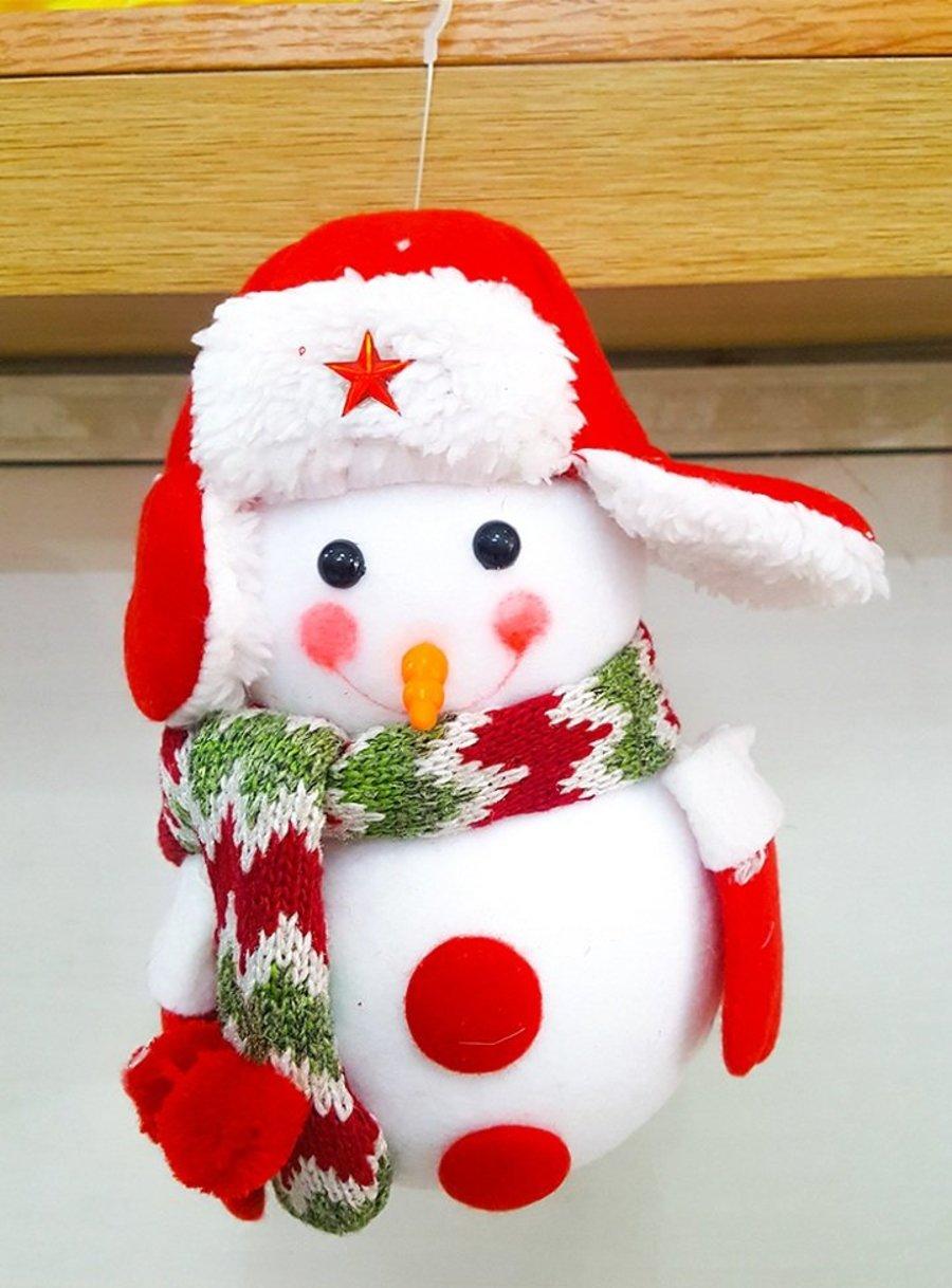 Người tuyết nhỏ trang trí Noel
