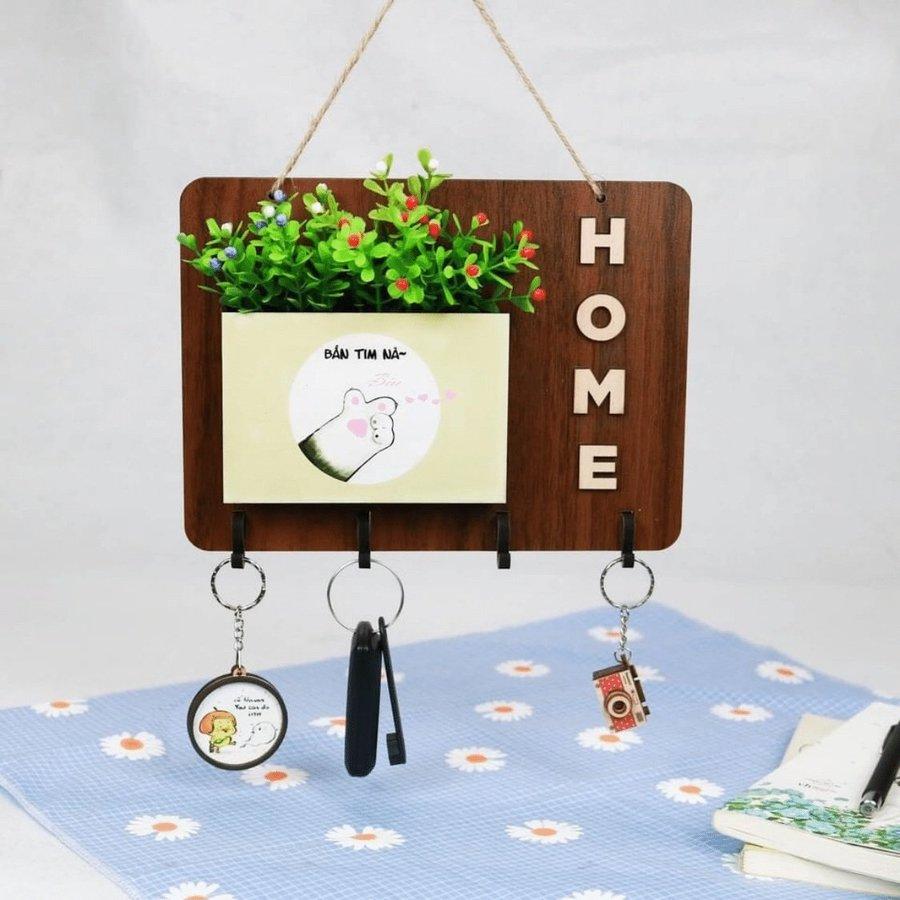 Bảng Gỗ Handmade Trang Trí Nhà Home Mẫu 03