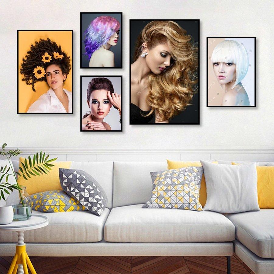 Tranh treo tường vẻ đẹp phụ nữ 6