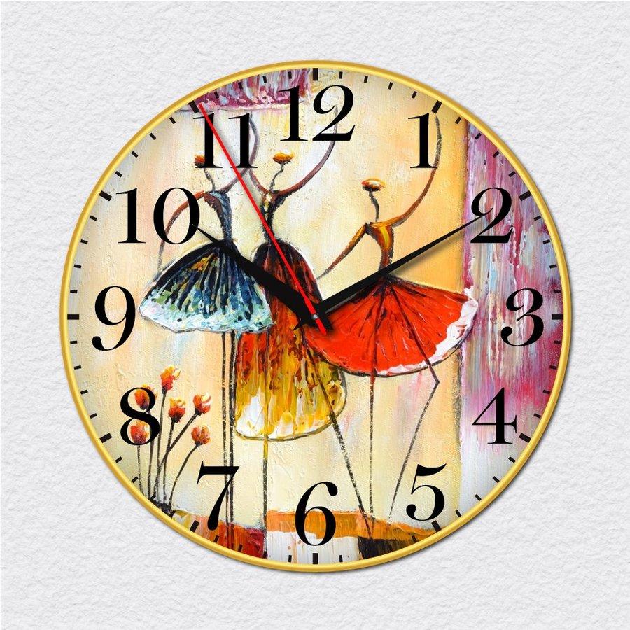 Đồng hồ vintage vũ công