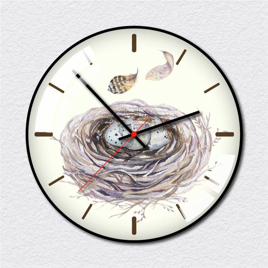 Đồng hồ vintage tổ chim