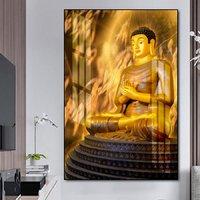 Tranh Đức Phật Thích Ca Mâu Ni