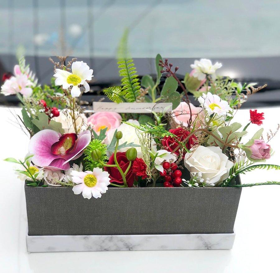 Hộp quà rừng hoa
